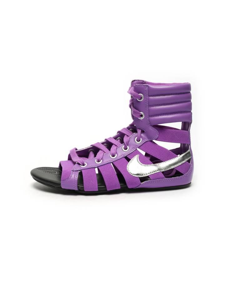 女子紫色凉鞋-唯品会手机版